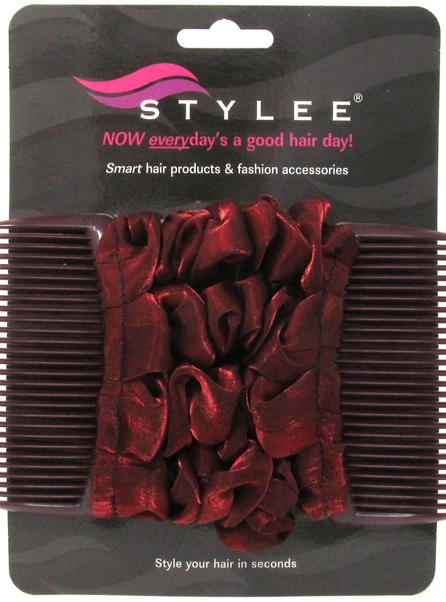 stylee hair accessories 4 gun metal product code 3018 7652 | redgm4s2small